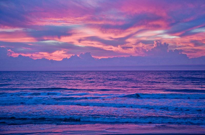 White Wave Photo by Jennifer Hiatt Craig.  Beach Portrait Photography on Pleasure Island:  Carolina Beach, Kure Beach, Fort Fisher.