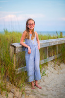 Family Beach Portrait Photography on Pleasure Island, NC:  Carolina Beach, Kure Beach, Fort Fisher