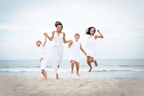 White Wave Photo, Beach Portrait Photography and Wedding Photography by Jennifer Craig, in Pleasure Island and Wilmington NC:  Carolina Beach, Kure Beach & Fort Fisher, Wrightsville Beach